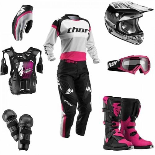 Motocross Bekleidung Frauen